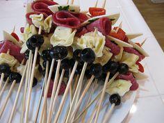Antipasto Appetizers