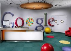 Google Corporate Office and Headquarters HQ