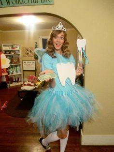 Tooth fairy my next costume