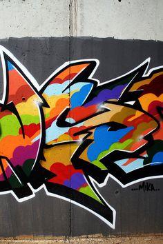 luv graffiti