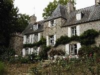 Manoir de kergoat - Finistère