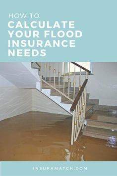 Some tips on how to get enough flood insurance coverage - without going overboard.