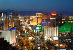 ¡Las Vegas siempre es una buena idea! Especialmente cuando te hospedas con nosotros en el Las Vegas Marriott. #ViajeGenial