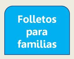 Folletos para imprimir de Jesús Jarque Familia Y Cole, Class List, Bilingual Education, Homeschool, Advertising, Classroom, Division, Wall, Anchor Charts