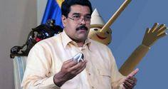 """El mitómano compulsivo Nicolás Maduro aseguró este martes que el presidente de Estados Unidos, Barack Obama, no solo dio la orden de """"derrocarlo"""", sino de"""