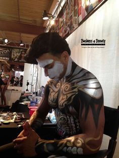 Body Art - The Makeup Show Chicago - Makeup - Body Paint