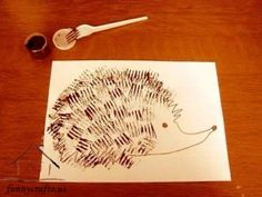 feather_painting_hedgehog