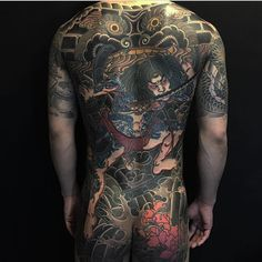 40 Perfect Full Body Tattoo Ideas - Turning the Human Body into a Canvas