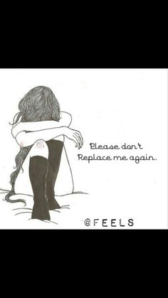 Please don't reace me again ~ @feels