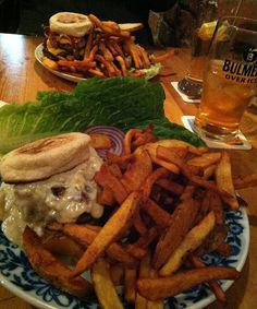 Fattest, unhealthiest but most enjoyable burgers in berlin. Come hungry, these burgers are huge!  Have the hot wings as a starter and try the BBQ burger!