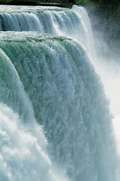 Water Power. Niagara Falls by IronRod