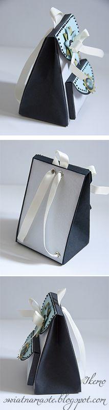 Boîte sac - cartable