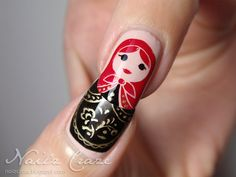 Matryoshka Nails