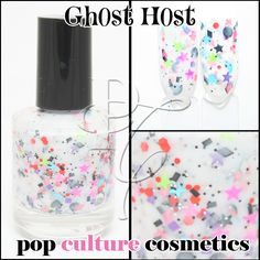 Pop Culture Cosmetics Ghost Host $11 includes shipping