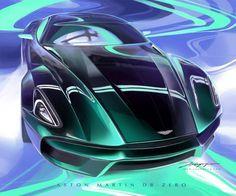2014 Fall term Exterior 4 - Aston Martin DB-Zero