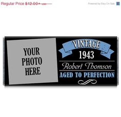 ON SALE Set of 12  Aged to Perfection Vintage by TheWrapperPress