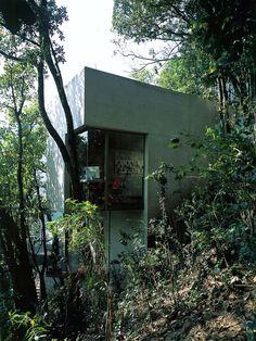 CASA DE CIMA | Contadero, Cuajimalpa   Arquitecto: Alberto Kalach  Desarrollo: Taller de Arquitectura X - 2005