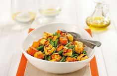 Vegetables can be cooked up to 4 hours ahead. Toss ingredients together just before serving. • Haloumi can be pre-baked up to 2 hours ahead and then flashed in a hot oven for 2-3 minutes just before assembling in the salad. Balsamic glaze can be found in most supermarkets, alternatively, use balsamic vinegar.