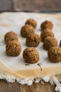 An easy addition to your vegetarian cooking rotation, these lentil bites are perfect for using on pasta, in sandwiches, or crumbled on salads.