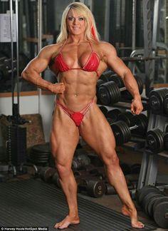 Μαύρο θηλυκό bodybuilders πορνό
