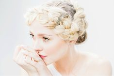Bridal up-do inspiration! Gold eye makeup, decorative hair fork. Hair and makeup by Wide Eyed Beauty. Jewelry by AnnKat designs. #bridal #inspiration #bride #engaged #hair #ideas #makeup #tips #gold #silver #fashion #style #inspiration #mood #board #vintage #model #hairpiece #hairfork #updo #tutorial #milwaukee