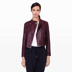 Jiro Leather Jacket - New Arrivals New Arrivals at Club Monaco