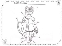 Proyecto Caballeros y Castillos Knight Party, Château Fort, Scottish Castles, Medieval Knight, Teaching, Fun, Google, Homeschool, Carnival