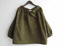 choucho blouse - mina perhonen
