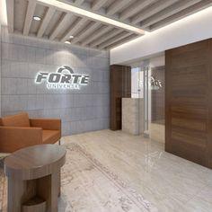 Encuentra las mejores ideas e inspiración para el hogar. Oficinas Forte Universal por Boué Arquitectos | homify