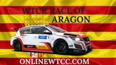 Wtcr Aragon Live Stream Aragon, World Championship, Touring, Racing, Live, Sports, Spain, Running, Hs Sports