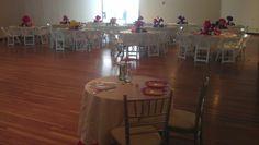 The Center's Ballroom 9-8-12