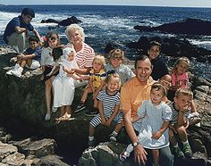 WGBH American Experience . George H. W. Bush . The Bush Family | PBS