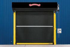 High Speed Rubber Doors 995