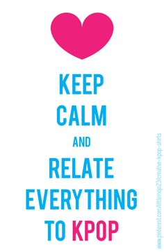 Get this on your shirt! @ http://littlemojoscreativekpop.spreadshirt.com/ #kpop #keepcalm #life