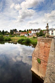 River Wye and Wilton, Herefordshire