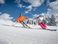Dolomiti SuperSki 1.240 km di piste - Dolomiti Pic. Archivio Dolomiti SuperSki #dolomitiorg