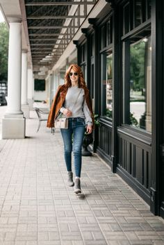 how to style a suede jacket - Nordstrom anniversary sale style