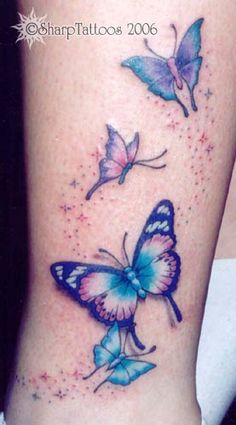 Stacy Sharp Tattoos