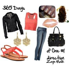 """365 days of one direction outfits #1"" by violetwilbur76 on Polyvore"