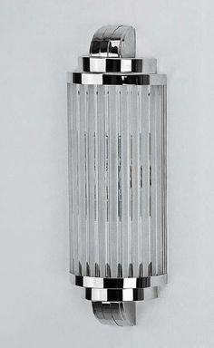 Applique murale de style Art Déco / en métal MONTPELLIER ART.18 Art Deco Schneider
