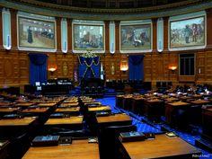 Boston.- Congreso, State House