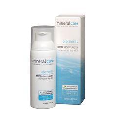 Deze nachtcrème van Mineral Care is geschikt voor de droge huid. Voortijdige huidveroudering wordt voorkomen. Hypoallergeen en vrij van parabenen.