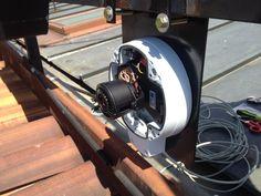 Installazione webcam a Riva del Garda