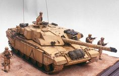 Challenger I Mk.3 Main Battle Tank (United Kingdom)