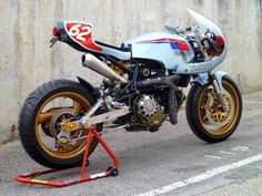 Radical Ducati S.L.: junio 2012
