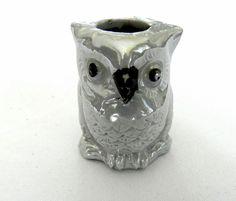 Vintage Owl Japan Lusterware by ThoPo on Etsy, $14.00