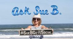 is @suebzimmerman!  _________________________________ Struggling with your Social Media Strategy?  #Sue has you covered! Join me and 10 other amazing Influencers  Nov. 19-20 LIVE on @creativelive  The @sbzteam is so excited to be teaching from our favorite stage again!  TAP this pic to connect with all my on stage guest and  sure to CLICK the link in my BIO to sign up for This FREE live streaming course!! YES I will be talking about Instagram  #theinstagramexpert…