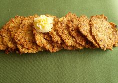 Zabpelyhes-sajtos ropogós recept foto