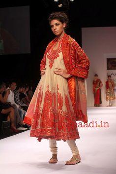 Preeti S Kapoor bridal collection - wedding dress collection | My Shaadi