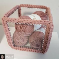 Sewing storage bags fabric basket tutorial 16 Ideas for 2019 Sewing Pattern Storage, Sewing Box, Sewing Patterns, Crochet Patterns, Crochet Video, Crochet Box, Crochet Purses, Crochet Rugs, Crochet Projects